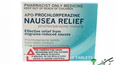 داروی پروکلوپرازین