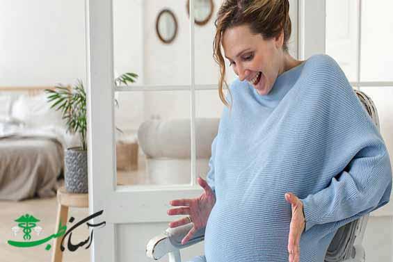 سکسکه جنین در بارداری